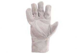 Перчатки Intertool - замшевые краги 27 см х 10,5