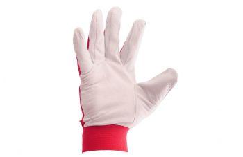 Перчатки Intertool - кожаные комбинированные 10