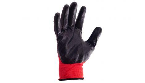 Перчатки Mastertool - с нитриловым покрытием 10