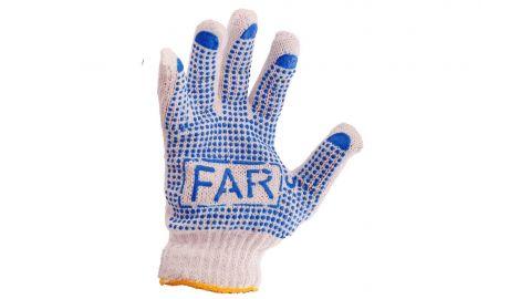 Перчатки PRC FAR - простые плотные, 000907
