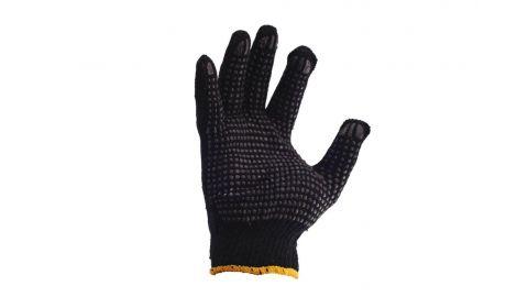Перчатки PRC - черная с точкой 10