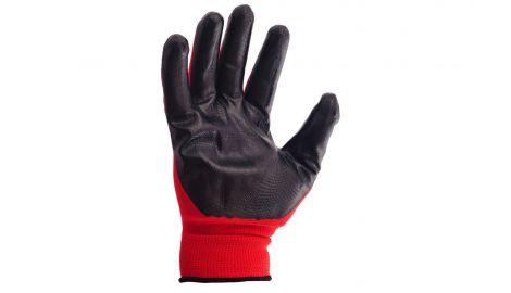 Перчатки PRC - латексная пропитка 10