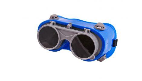 Очки сварочные Vita - откидные круглые, 001015
