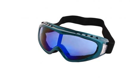 Очки защитные Vita - зеркальные, поликарбонатное стекло, 001027
