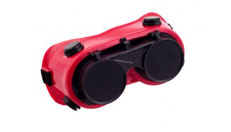 Очки сварочные Intertool - откидные Г-2, 001106