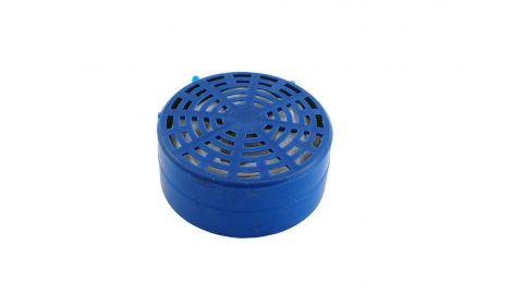 Фильтр для респиратора РУ-60М Vita - сорбент марка А1В1Е1Р2 ФП (пластик), 004042