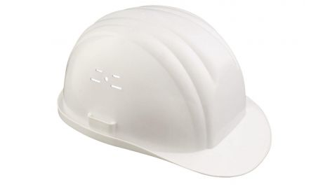 Каска строительная Vita белая, 005001