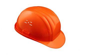 Каска строительная Vita оранжевая