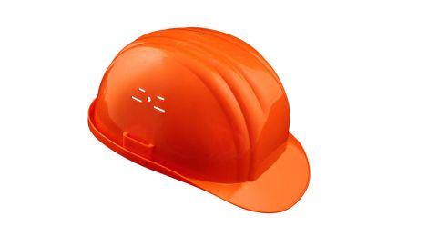 Каска строительная Vita оранжевая, 005002