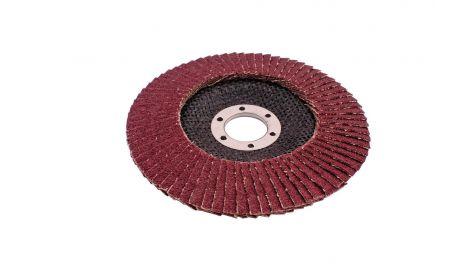 Круг лепестковый торцевой Falc - 125 мм, Р60, 024302