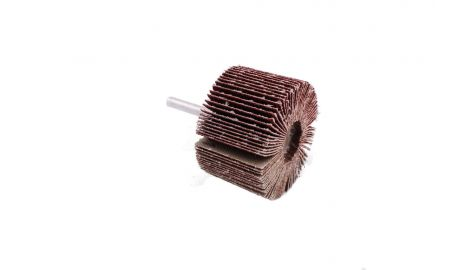 Круг лепестковый в оправке Pilim - 40 х 30 мм, Р80, 024818