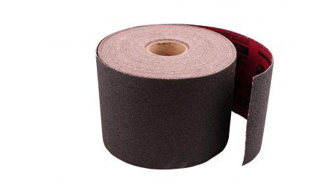 Шлифовальная шкурка Falc 200 мм х 50 м, Р180, ткань, 021308