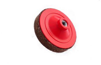Круг войлочный для УШМ Pilim - 125 х 25 мм, жесткий