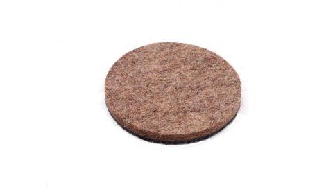 Круг фетровый на липучке Pilim - 125 х 6 мм, 026602