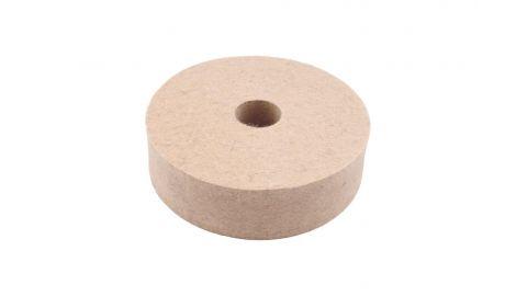 Круг фетровый на станок Pilim - 150 х 40 х 32 мм, 026636