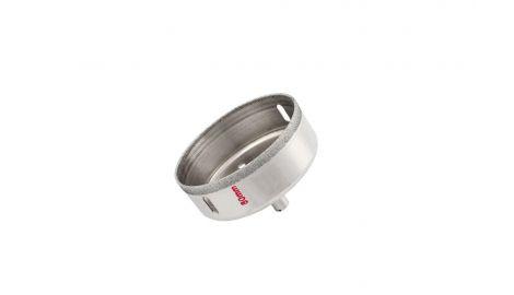 Сверло трубчатое по стеклу и керамике Intertool - 24 мм, 057113