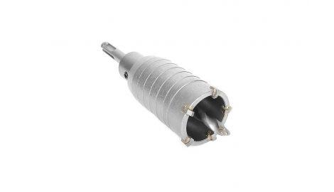 Сверло корончатое по бетону SDS+ Intertool - 40 мм, 065104