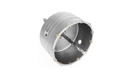 Сверло корончатое по бетону SDS+ Intertool - 105 мм, 065113
