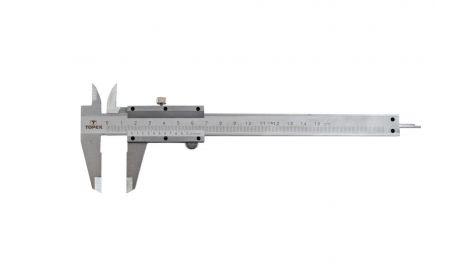Штангенциркуль Topex - 200 мм, цена деления 0,05 мм, 085602