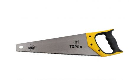 Ножовка по дереву Topex - 450 мм, 11T х 1