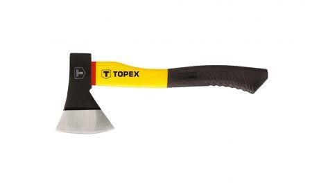 Топор Topex - 600 г, ручка стекловолокно, 094621