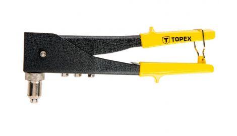 Заклепочник Topex - 270 мм х 90°, 101601