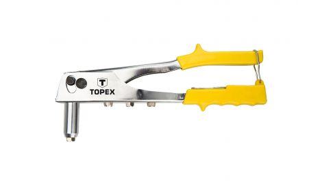 Заклепочник Topex - 250 мм, усиленный, 101603