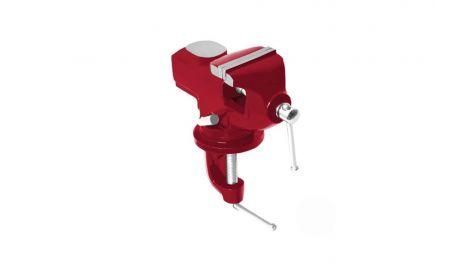 Тиски поворотные Intertool - 60 мм, 097111
