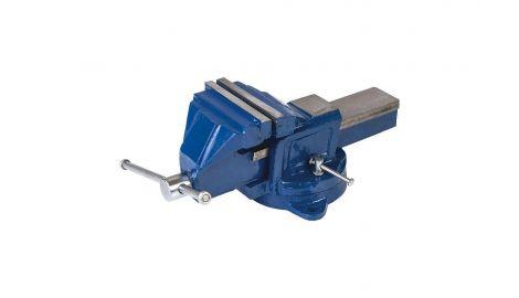 Тиски поворотные Miol - 125 мм, 097312