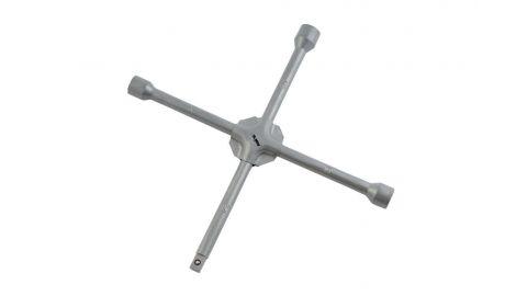 Ключ баллонный Miol - крестообразный 17 х 19 х 21 х 1/2