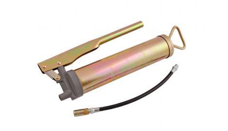 Тавотница Miol - 500 мл, с гибким шлангом 300 мм, d=8 мм, 140314