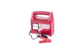 Зарядное устройство Intertool - 6 - 12 В, 6 А, со стрелочной индикацией