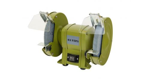 Станок заточной 2-х дисковый Eltos 1100 Вт, 155402