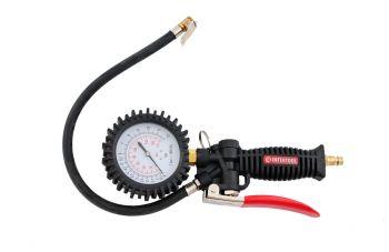 Пневмопистолет для подкачки колес Intertool - 12 bar