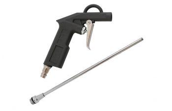 Пневмопистолет продувочный Intertool - 210 мм