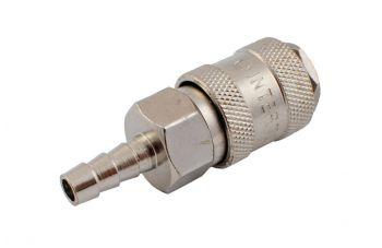 Быстроразъемное соединение Intertool - на шланг 6 мм