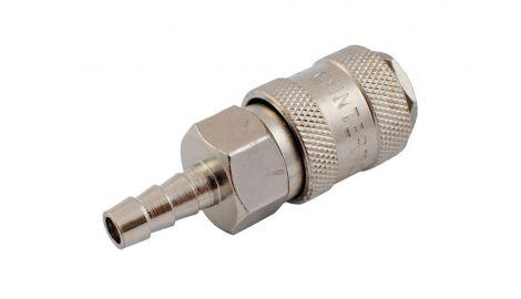 Быстроразъемное соединение Intertool - на шланг 10 мм, 165103