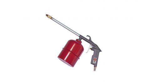 Пневмопистолет для распыления жидкостей Intertool - 700 мл, 10 bar, 160151