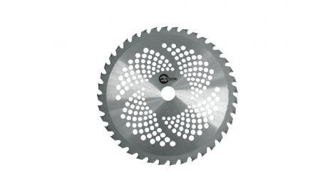 Диск для триммера Intertool - 254 х 40T х 25,4 мм с напайками, 209131