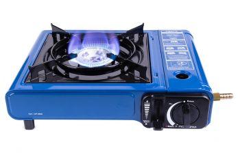 Плита газовая портативная Vita - MS-2500LPG с адаптером