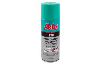 Смазка проникающая Akfix - 400 мл (E70)