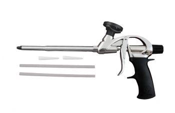 Пистолет для пены Intertool - с тефлоновым покрытием держателя баллона