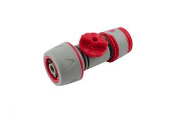 Коннектор Intertool - регулирующий или отключающий поток воды