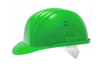 Каска строительная Vita зеленая
