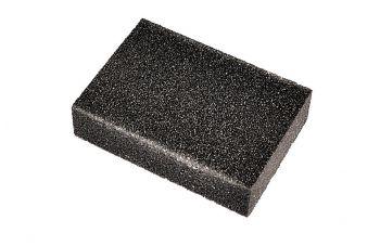 Губка шлифовальная Mastertool - 100 х 70 х 25 мм, P240