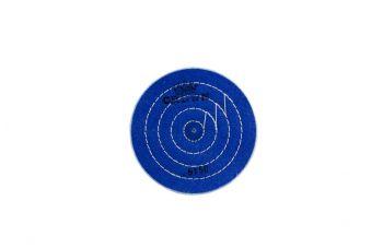 Круг полировальный муслиновый Pilim - 150 мм, синий
