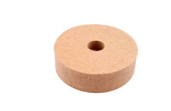 Круг полировальный муслиновый Pilim - 150 мм, желтый