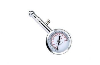 Измеритель давления в шинах Intertool - металлический