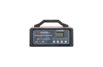 Зарядное устройство Intertool - 12В x 5-10-15-20А