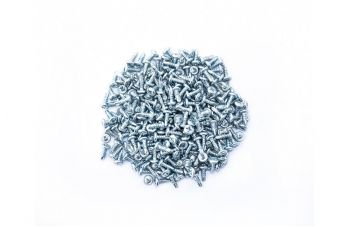 Саморез по металлу с буром Apro - 3,5 x 9,5 мм цинк (250 шт.)